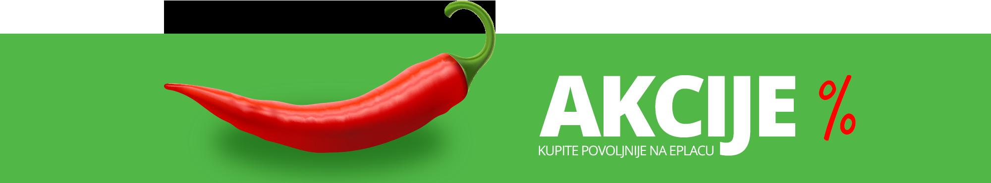 Akcije na eplacu - akcije tržnica